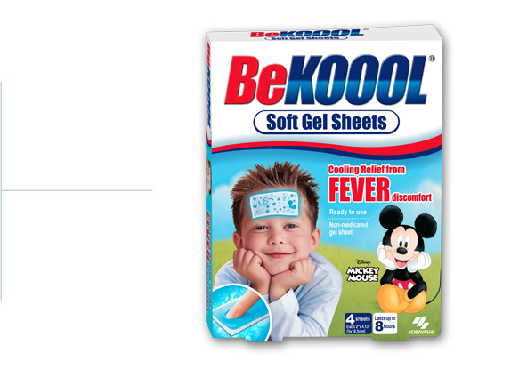 BeKoool Soft Gel Sheets