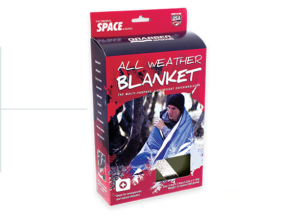 The Original Space Brand Emergency Blanket