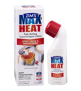 Zim's Max Heat