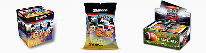 Grabber Hand Warmers Variety Pack